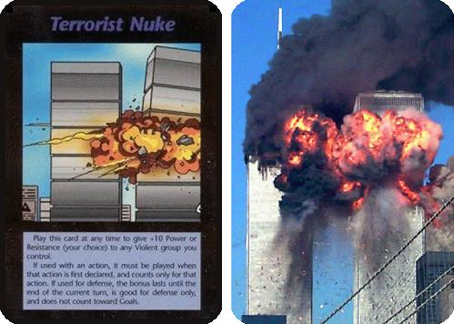 9.11 同時多発テロ事件