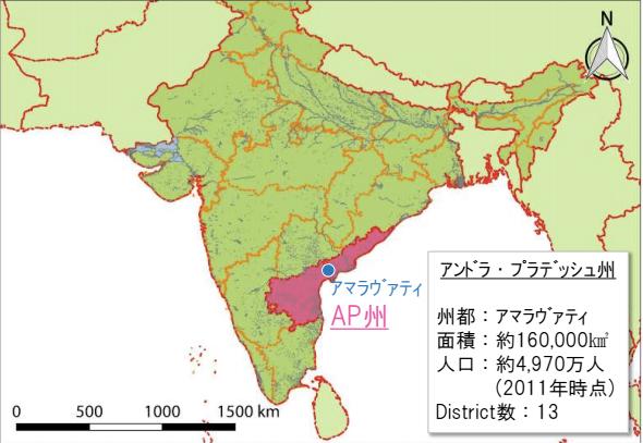 仮想通貨のShivom_インド_アーンドラ・プラデーシュ州