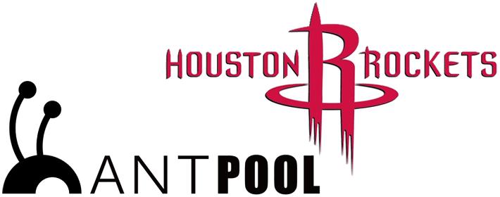 AntPool、NBAのヒューストン・ロケッツの公式スポンサーを発表