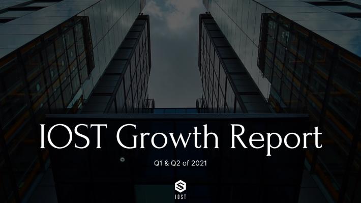 IOSTエコシステム成長レポート-2021年上半期