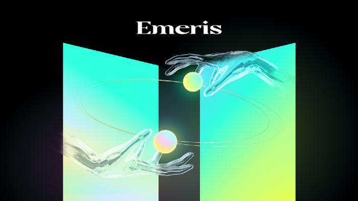 Gravity DEXの使い方_Emerisの紹介